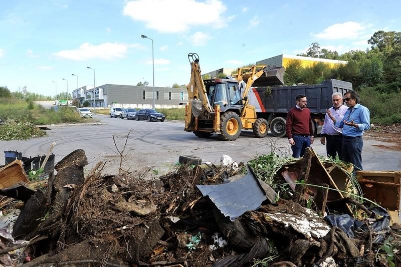 Município de Braga já recolheu mais de 1100 toneladas de resíduos em espaço público