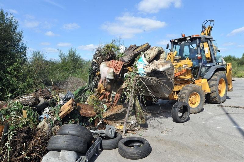 Recolhidas mais de 1100 toneladas de lixo em espaço público concelhio