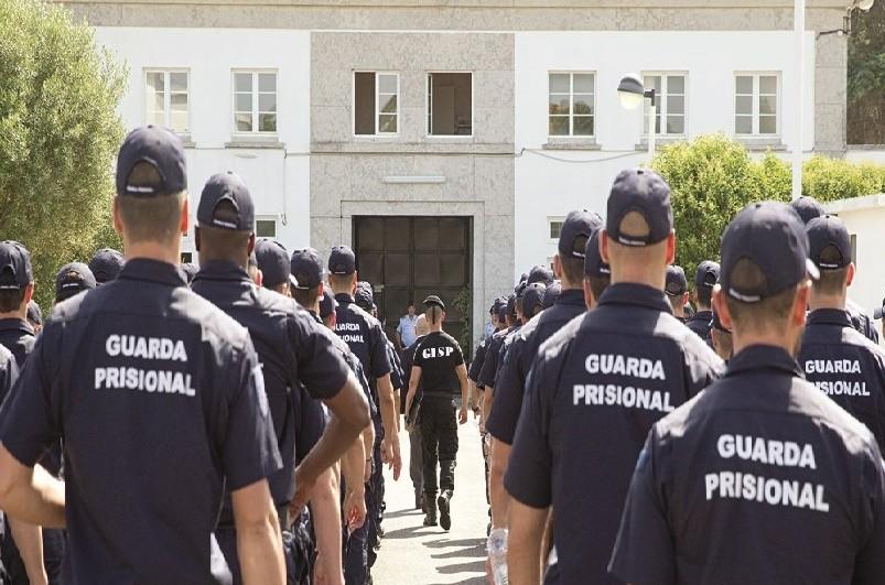 Guardas prisionais voltam à greve pela segunda vez em setembro