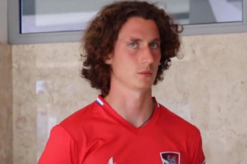 Médio do Gil Vicente volta a ser chamado por Balakov à seleção da Bulgária