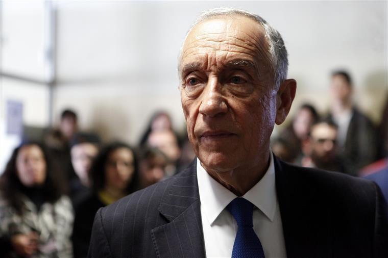 Marcelo promete promulgar rapidamente Decreto de Execução Orçamental