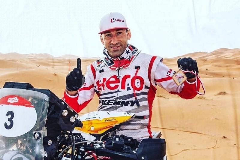 Joaquim Rodrigues Jr. vence Panafrica Rally