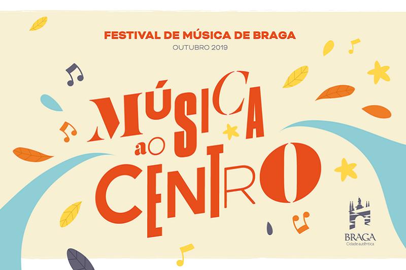 «Braga celebra mês da Música»