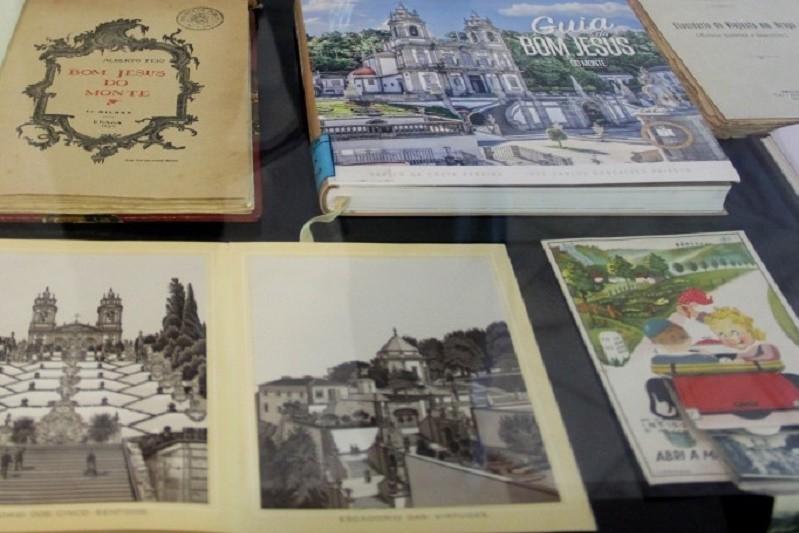 Biblioteca Pública de Braga com exposição sobre o Bom Jesus