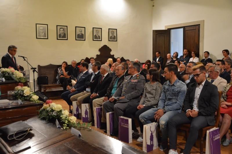 Cabeceiras de Basto homenageou cidadãos e instituições no Dia do Município