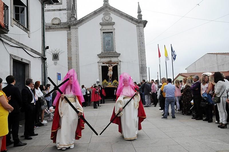 União de Frossos cumpriu tradição das festas de S. Miguel