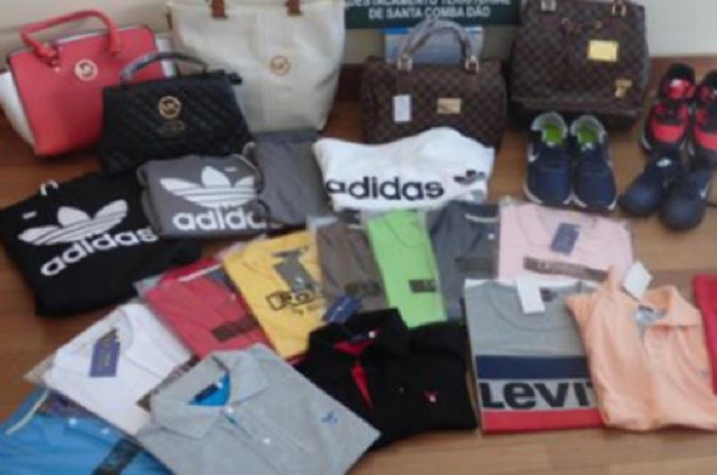 Cabeceiras de Basto: GNR apreendeu 1.577 artigos contrafeitos na Feira de S. Miguel