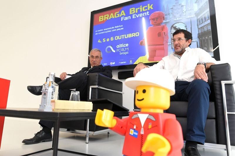 Braga Brick FAN convida famílias e escolas a uma viagem pelo mundo dos legos