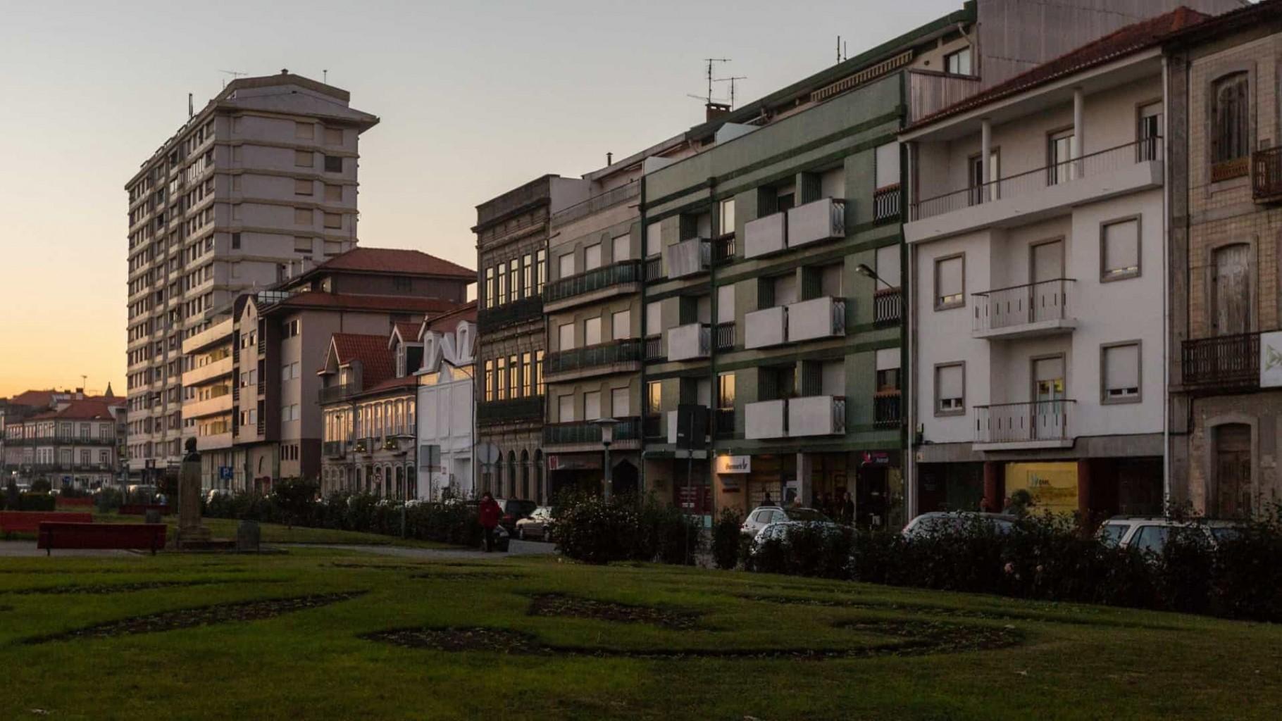 Últimos moradores do prédio Coutinho em Viana do Castelo ficam hoje sem gás