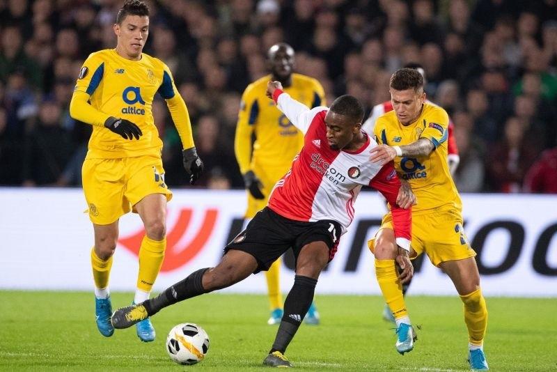 FC Porto derrotado em casa do Feyenoord na Liga Europa