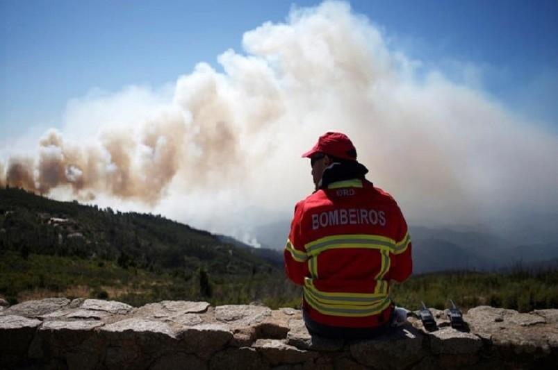 Dezoito concelhos de cinco distritos do continente em risco muito elevado de incêndio