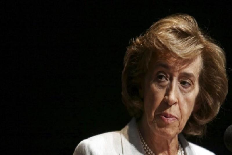 Eleições: Manuela Ferreira Leite defende continuidade de Rui Rio à frente do PSD