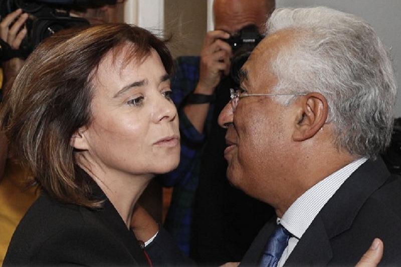 BE apresentou ao PS proposta para entendimento inicial  Catarina Martins