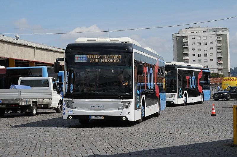 TUB bate novo recorde de passageiros