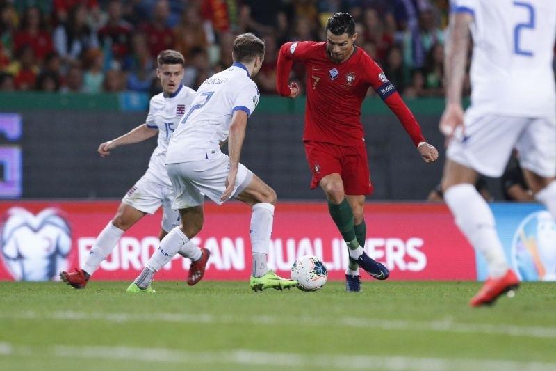 Euro2020: Portugal bate Luxemburgo e reforça segundo lugar do Grupo B