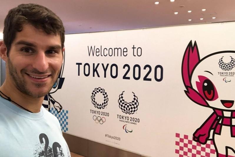 Antoine Lauany prepara Jogos Olímpicos