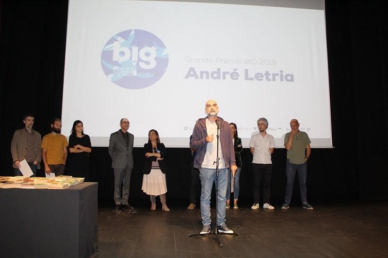 Ilustrador André Letria vence Prémio Nacional da Bienal de Ilustração de Guimarães