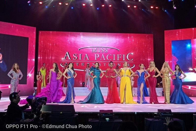 Arcuense é top 10 no Miss Asia Pacific International 2019