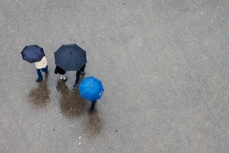 IPMA coloca 15 distritos em aviso amarelo devido à chuva entre hoje e a noite de segunda-feira