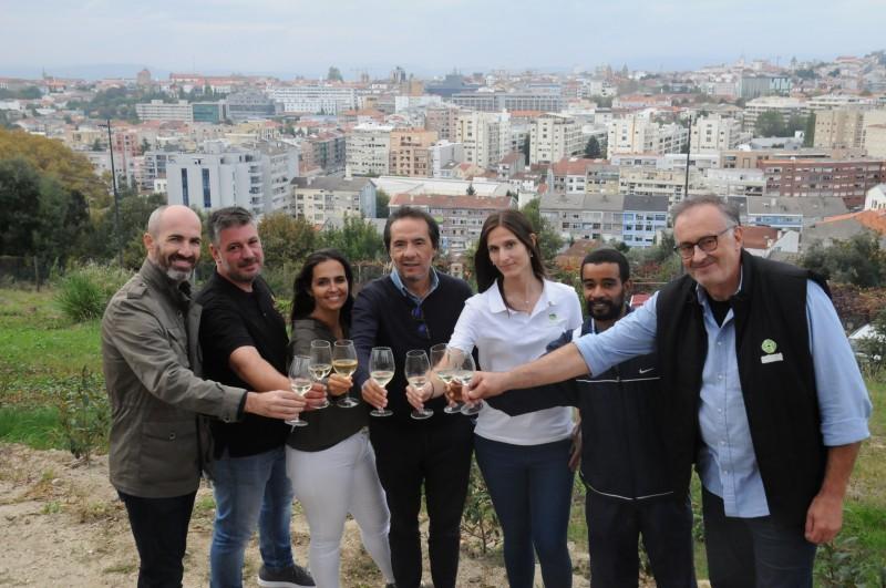 Braga é uma das cidades onde mais se consome e promove o vinho verde