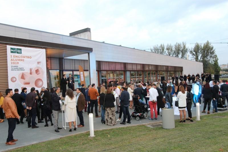IPCA estreita laços com 25 anos de alumni