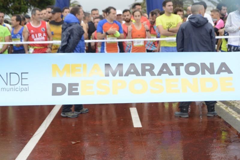 Fernando Serrão e Vanessa Carvalho vencem Meia Maratona de Esposende