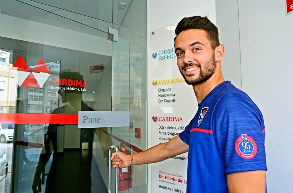 Gil Vicente de regresso à I Liga ainda só com 11 jogadores