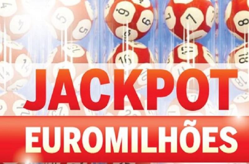 Jackpot' de 47 milhões de euros no próximo sorteio do Euromilhões