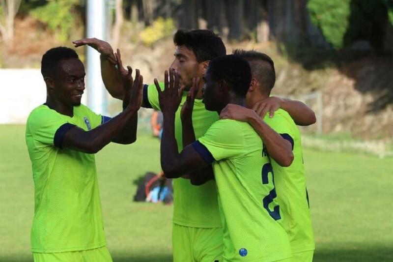 Vizela muito superior derrota Casa Pia e segue em frente na Taça de Portugal