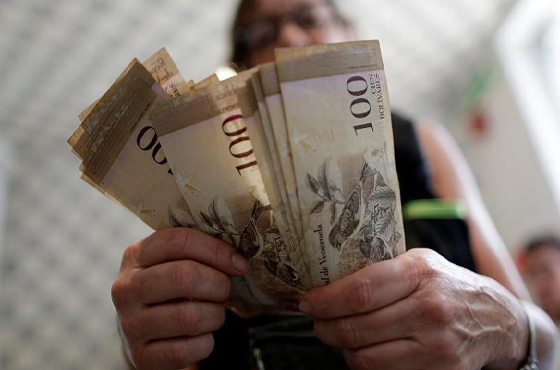 Venezuela: Economia caiu 26,8% no primeiro trimestre  Oficial