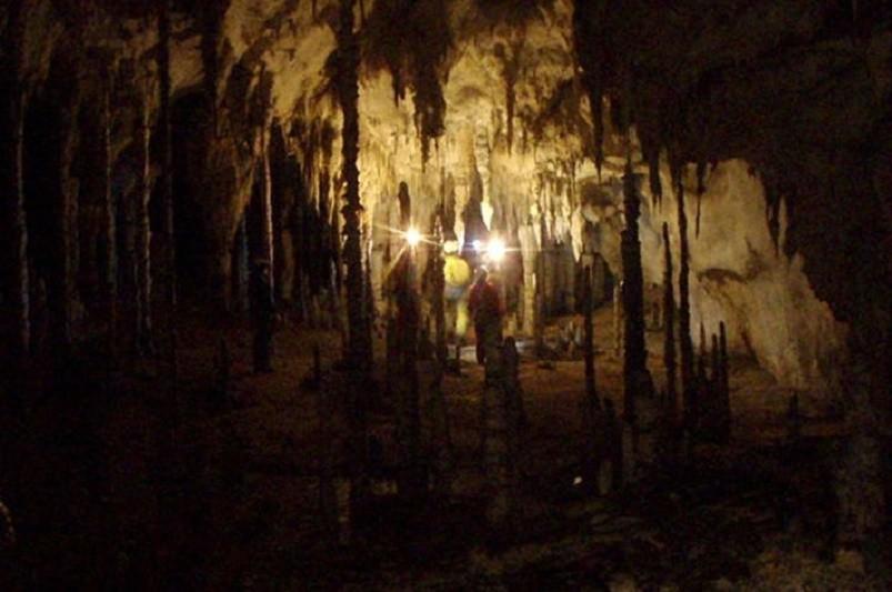 Equipa de resgate procura quatro espeleólogos portugueses em gruta espanhola