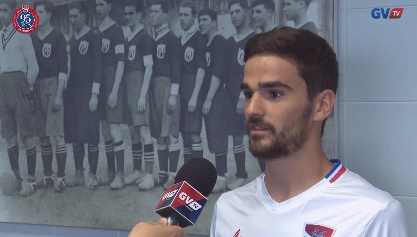Gil Vicente contrata Claude Gonçalves
