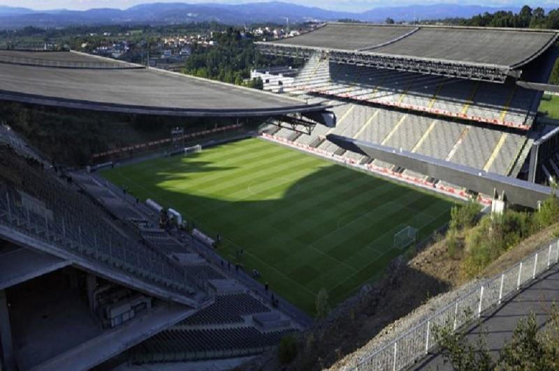 Estádio do Braga totaliza já 175 milhões de euros custando mais do que o Hospital