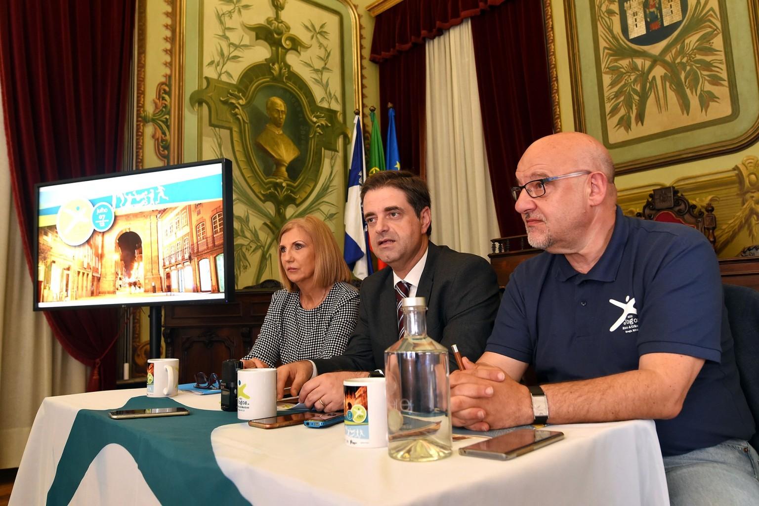 Jogos do Eixo Atlântico juntam mais de 1800 jovens da euroregião em Braga