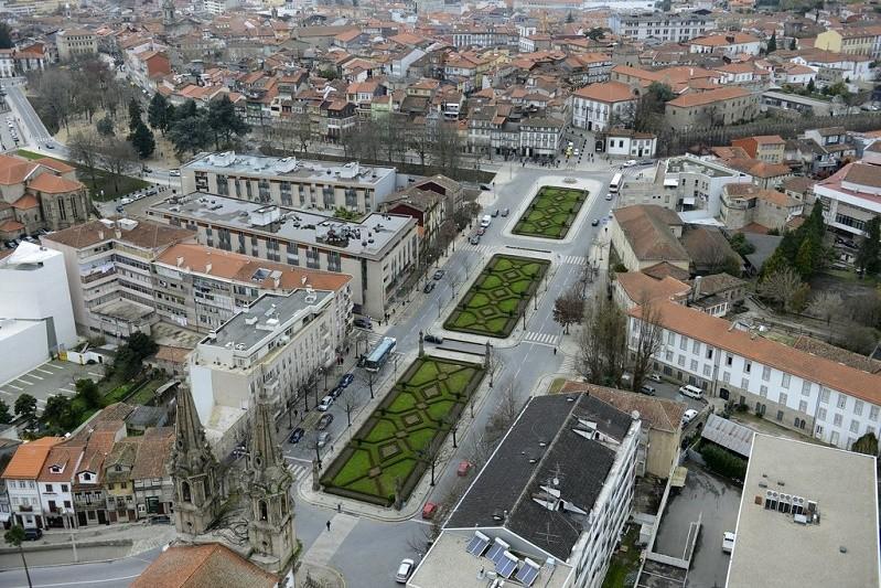 Relatório aponta Guimarães como referência no combate às alterações climáticas