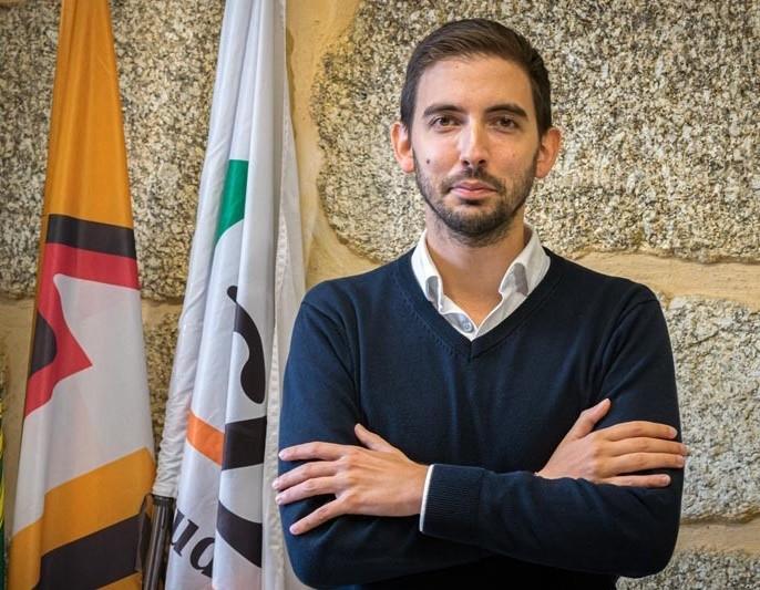 João Alcaide recandidatura à JSD de Braga