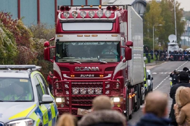 Mortos encontrados em camião no Reino Unido são chineses - media