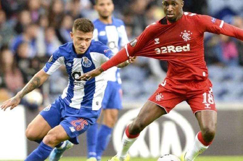 LE: FC Porto empata com Rangers e falha liderança do Grupo G
