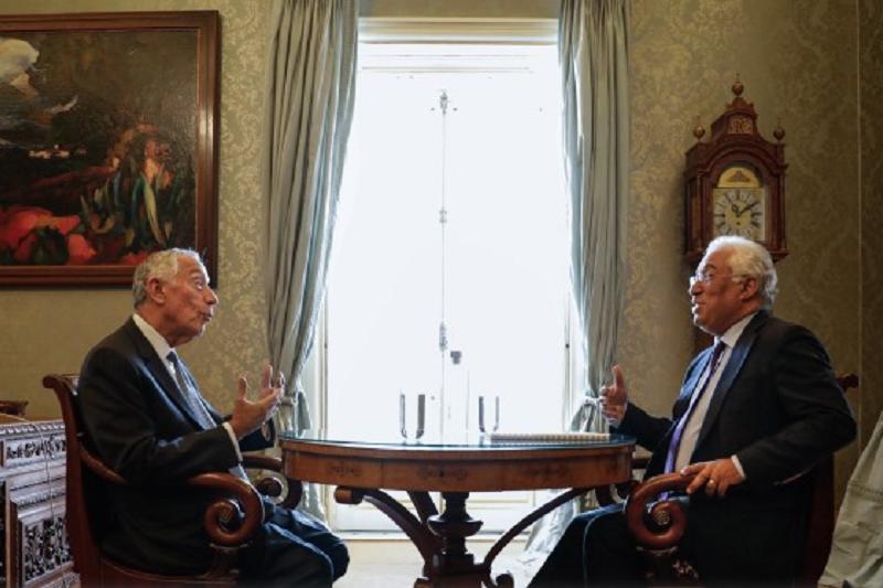 Presidente da República dá posse ao XXII Governo Constitucional