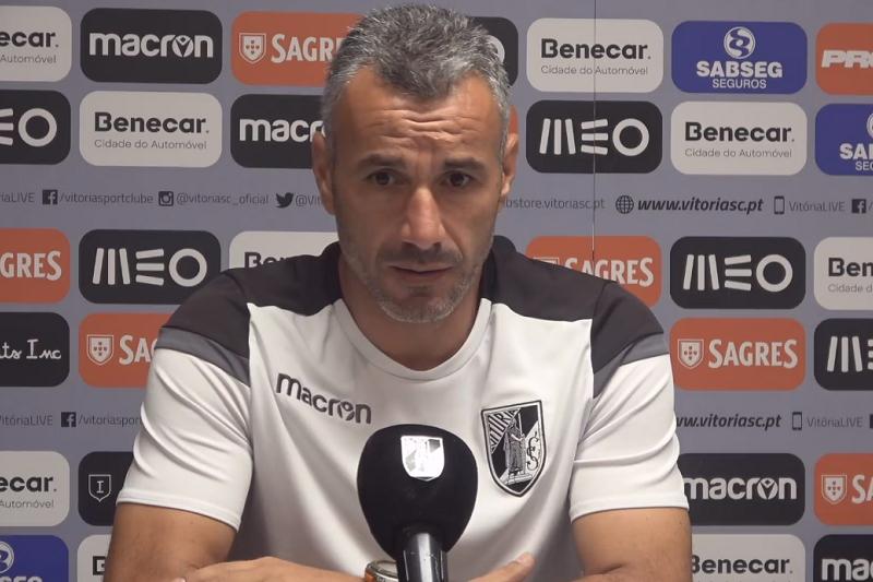Ivo Vieira confirma saída do Vitória de Guimarães após o final da época