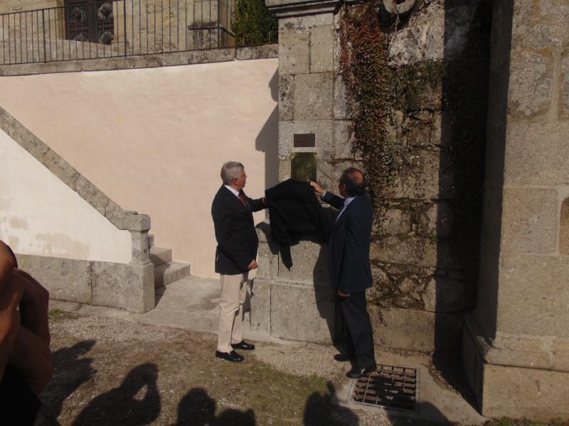 Amares: Entrega do Prémio Sá de Miranda homenageou Agostinho Domingues
