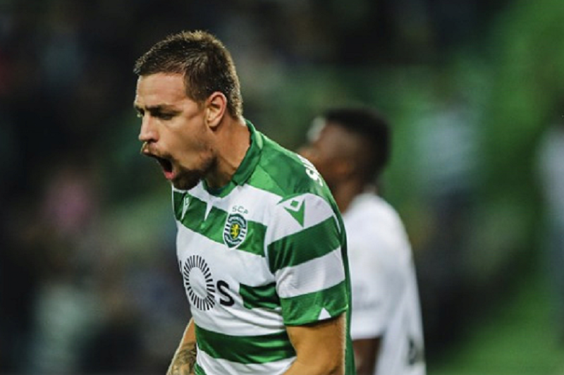 Sporting vence Vitória de Guimarães e isola-se no quarto lugar