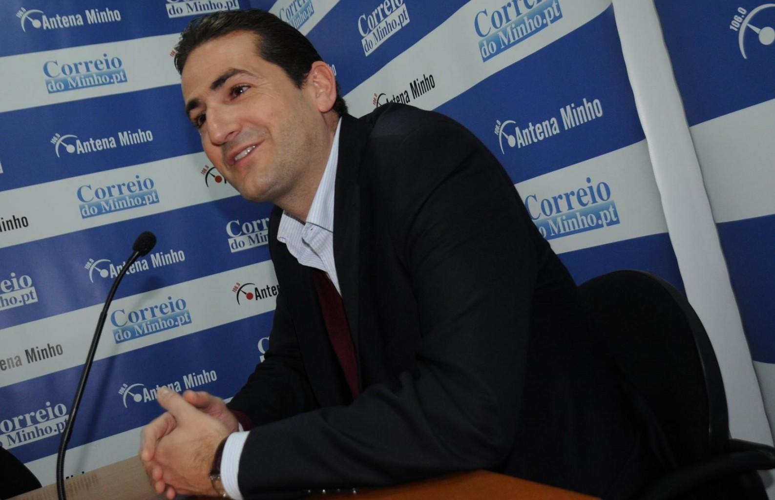 PSD/Braga quer Hugo Soares na lista de candidatos a deputados