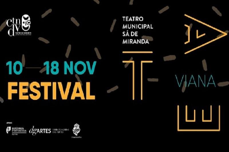 VIANA DO CASTELO: Festival de Teatro marcado por 14 espetáculos de Portugal e de Espanha