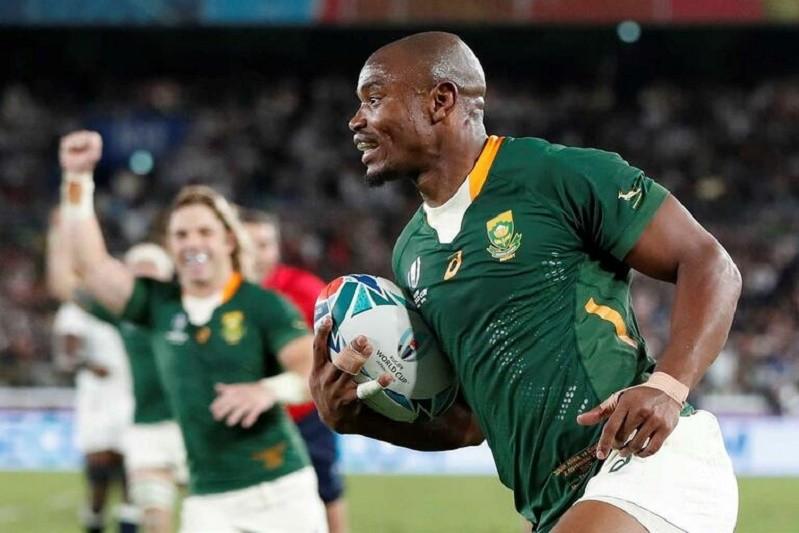 África do Sul vence Inglaterra e conquista Mundial de râguebi pela terceira vez