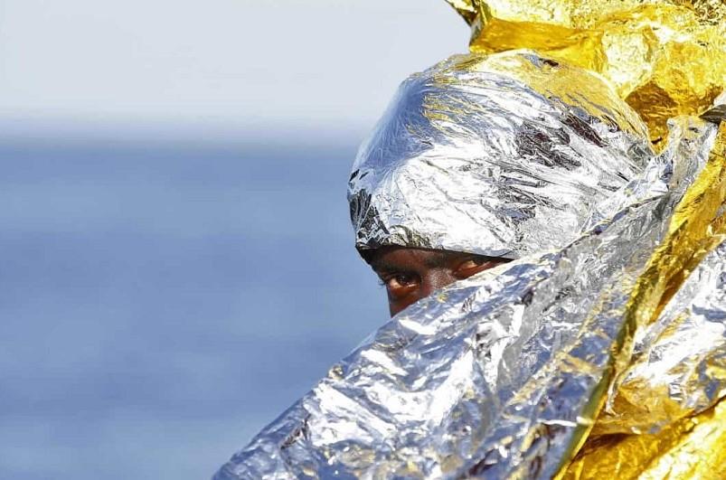 Cerca de 200 pessoas resgatadas no Mediterrâneo desde a noite passada