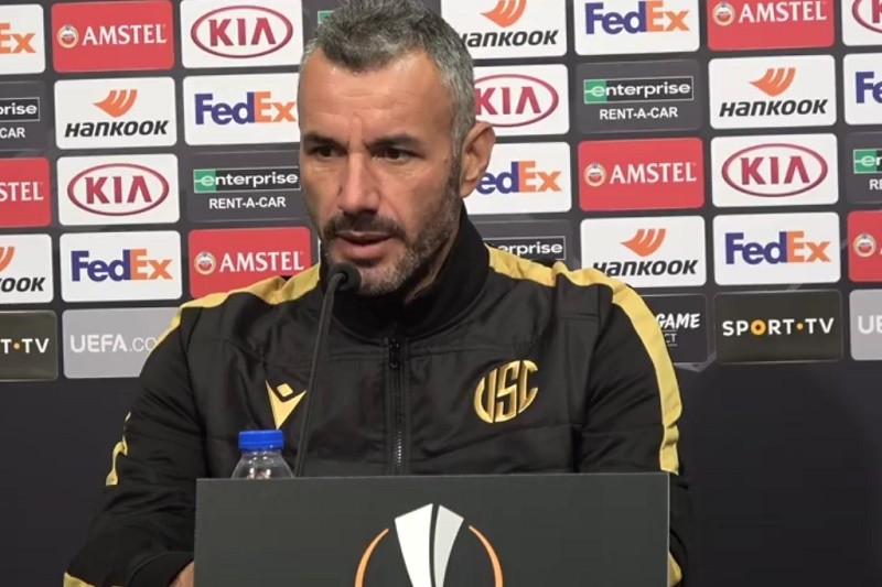 LE: Ivo Vieira diz que segundo jogo com o Arsenal será mais difícil