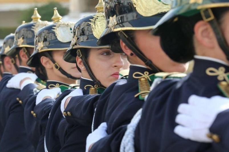 GNR integra atualmente mais 1.500 mulheres, 25 anos após a entrada da primeira