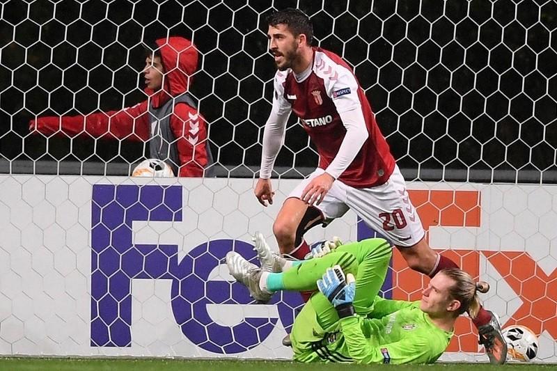 LE: Sporting Clube de Braga bate Besiktas e fica a um ponto do apuramento