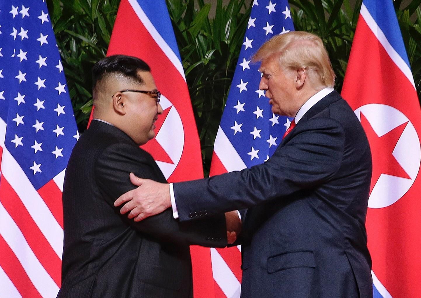 Estados Unidos e Coreia do Norte retomam negociações sobre desnuclearização - Trump